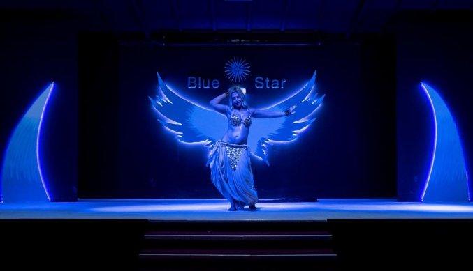 Animatie team van hotel Blue Star Alanya