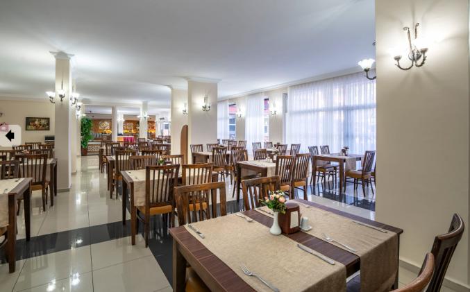 Restaurant van hotel Blue Star Alanya