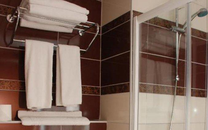 badkamer van hotel Blue Stat Turkije