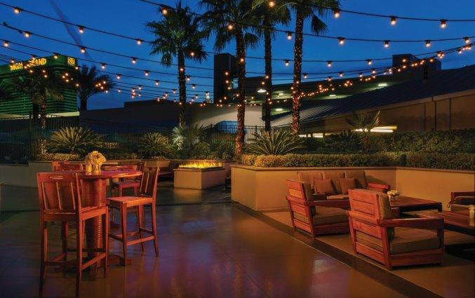 Lounge van hotel The Signature at MGM