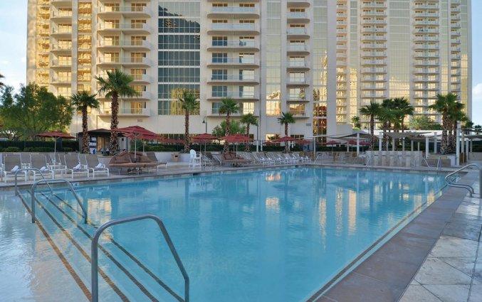 Zwembad van hotel The Signature at MGM