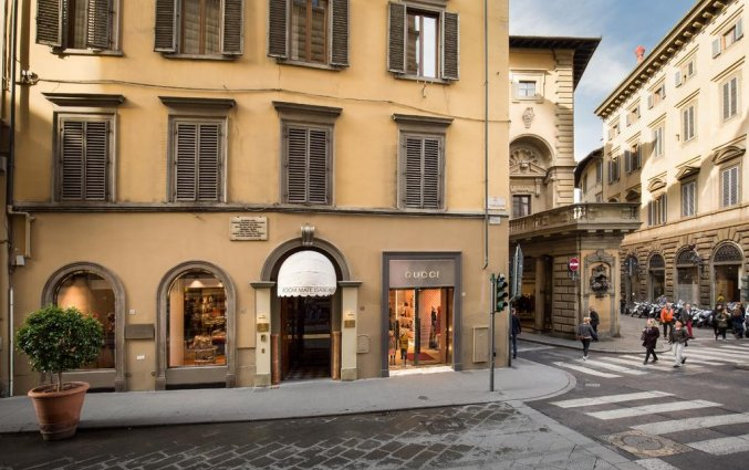 Buitenkant Hotel room Mate Florence Italië