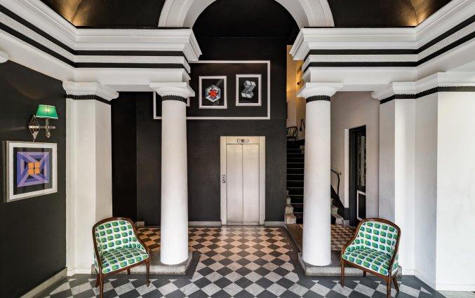 Lobby van Hotel Room Mate Luca in Florence