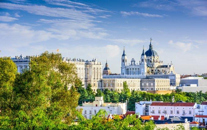 Madrid - Kathedraal