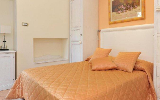 Tweepersoonskamer in Hotel Santa Lucia in Amalfi