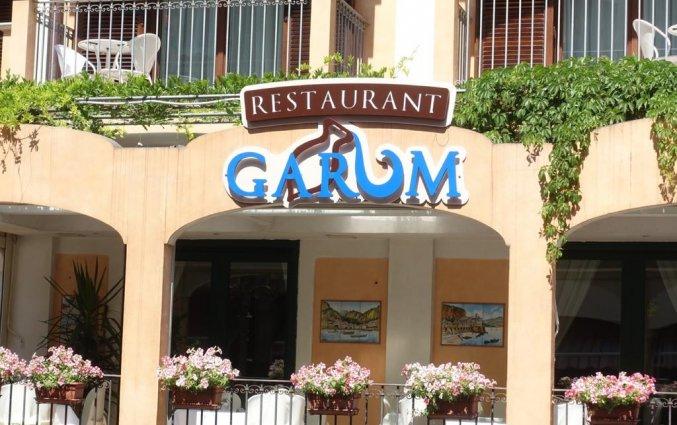 Restaurant van Hotel Santa Lucia in Amalfi