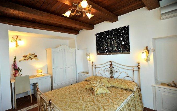 Tweepersoonskamer van B&B World Centre in Amalfi