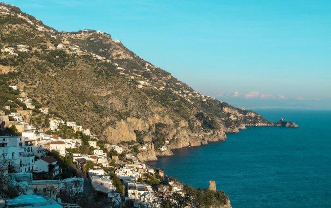 Uitzicht van Hotel Margherita in Amalfi