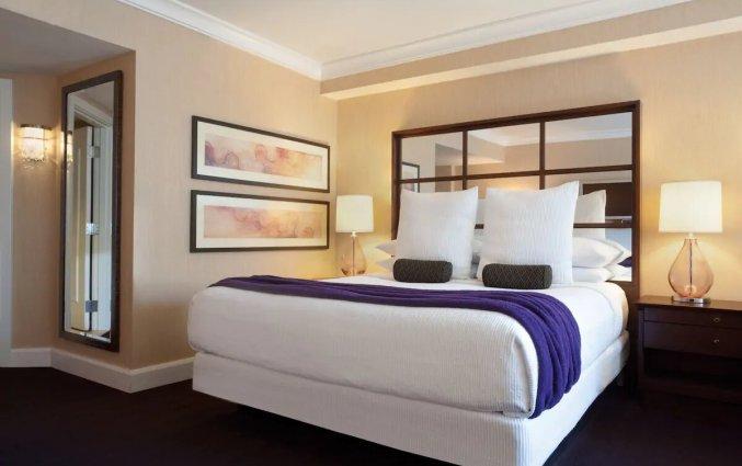 Tweepersoonskamer van Hotel en Casino Caesars Palace in Las Vegas