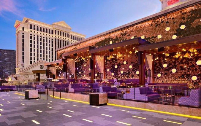 Terras van Hotel en Casino Caesars Palace in Las Vegas