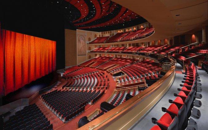 Theater van Hotel en Casino Caesars Palace in Las Vegas