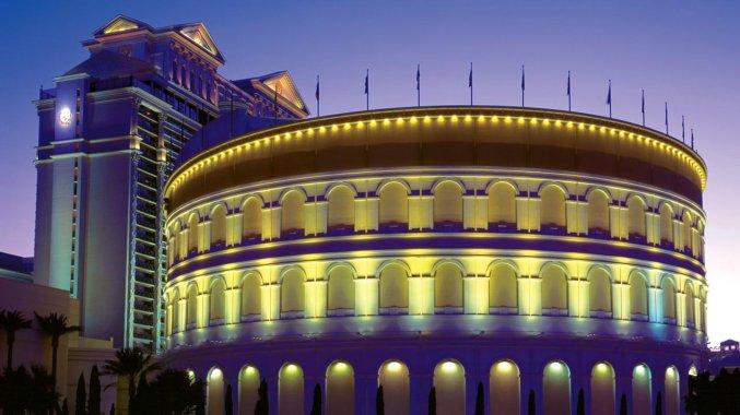 Colosseum van Hotel en Casino Caesars Palace in Las Vegas