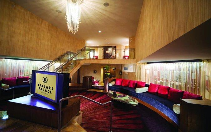 Lounge van Hotel en Casino Caesars Palace in Las Vegas