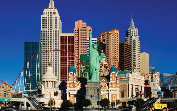 Vooraanzicht van resort New York New York