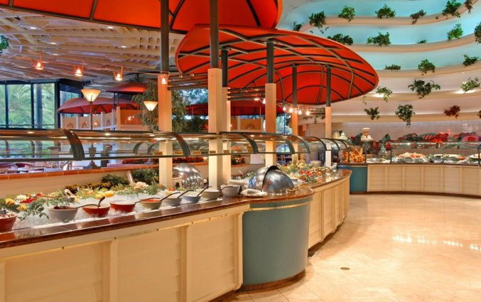 Restaurant van Hotel Flamingo Las Vegas