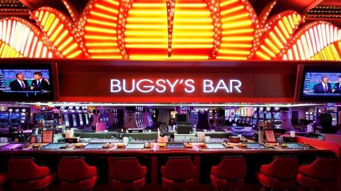 Bar van Hotel Flamingo Las Vegas