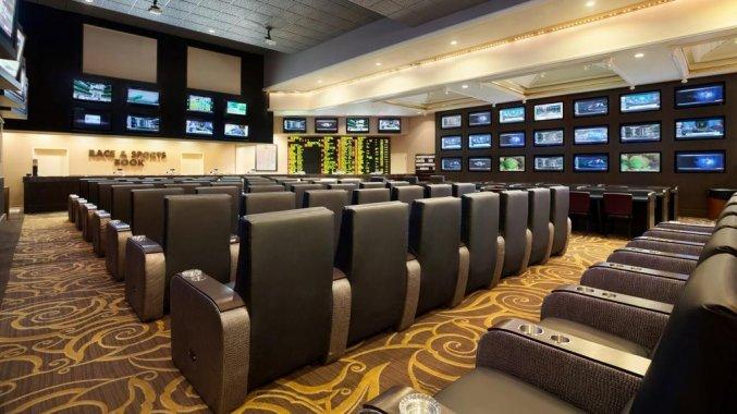 Bioscoop van Hotel Flamingo Las Vegas