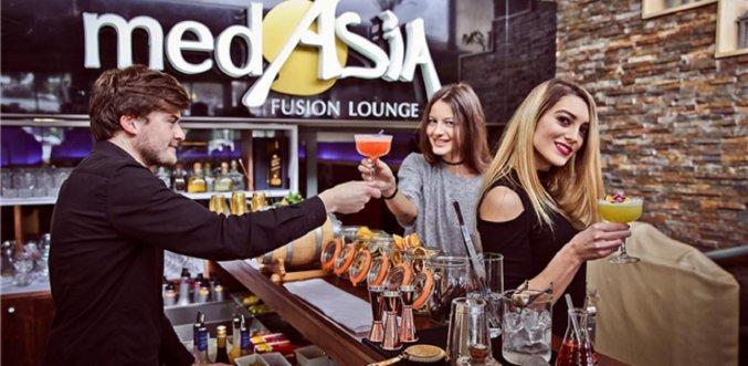 Bar van Pebbles Resort St. Paul's Bay