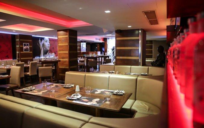 Restaurant van Pebbles Resort St. Paul's Bay