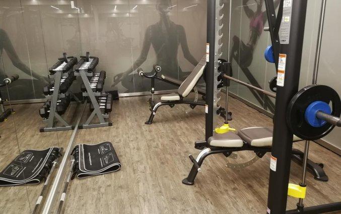 Fitnessvoorzieningen in Pebbles Resort St. Paul's Bay