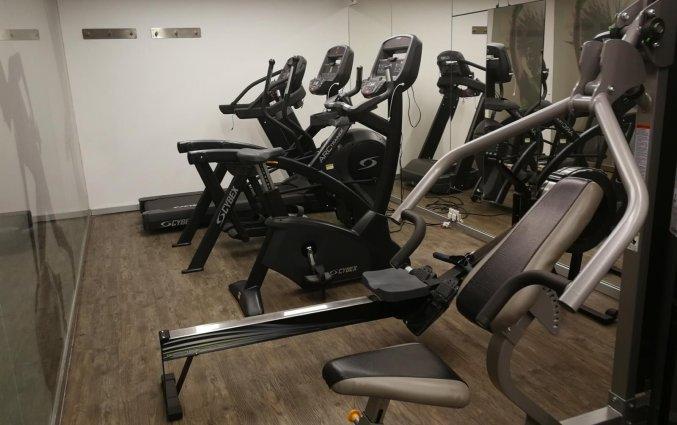 Fitnessruimte in Pebbles Resort St. Paul's Bay