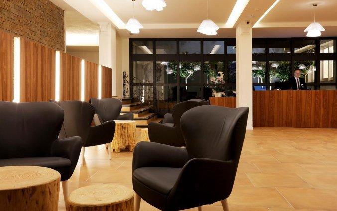 Lounge van Hotel Golden Mar Menuda aan de Costa Brava