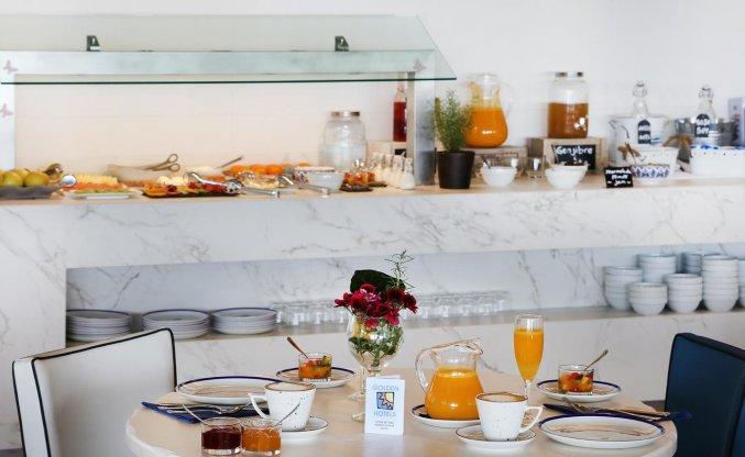 Ontbijt van Hotel Golden Mar Menuda aan de Costa Brava