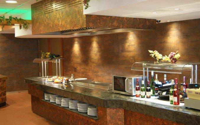 Bar van hotel Pi-mar in Costa Brava