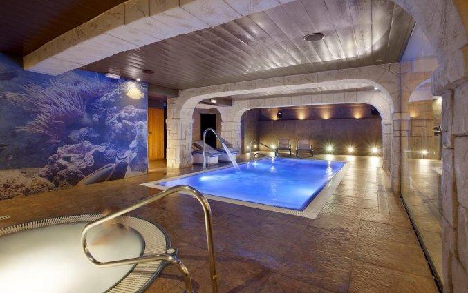Wellness van hotel Pi-mar in Costa Brava