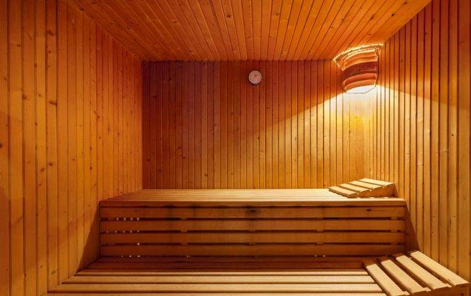 Sauna van hotel Pi-mar in Costa Brava