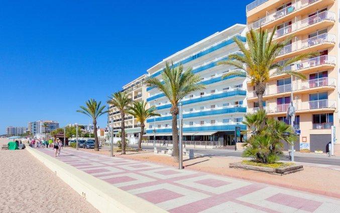 hotel Pi-mar in Costa Brava