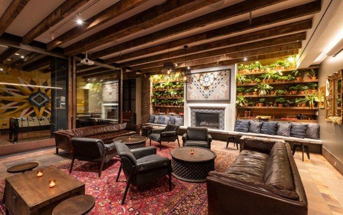 Lounge van hotel Pod New York