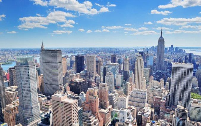 New York - Uitzicht