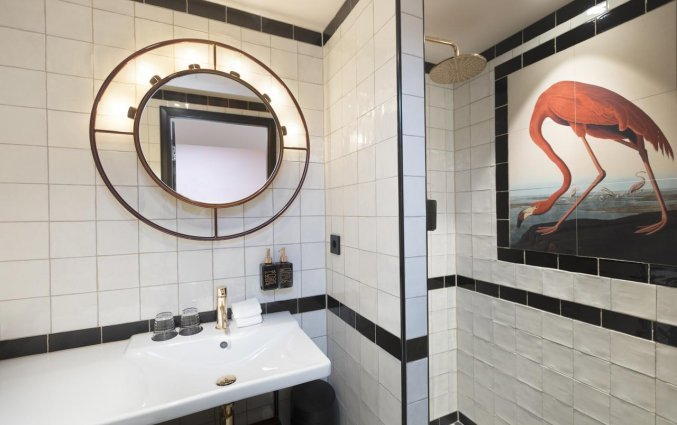 badkamer van van Hotel Haymarket by Scandic Stockholm