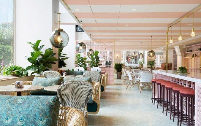 Bar met zitdeel van Hotel Haymarket by Scandic Stockholm