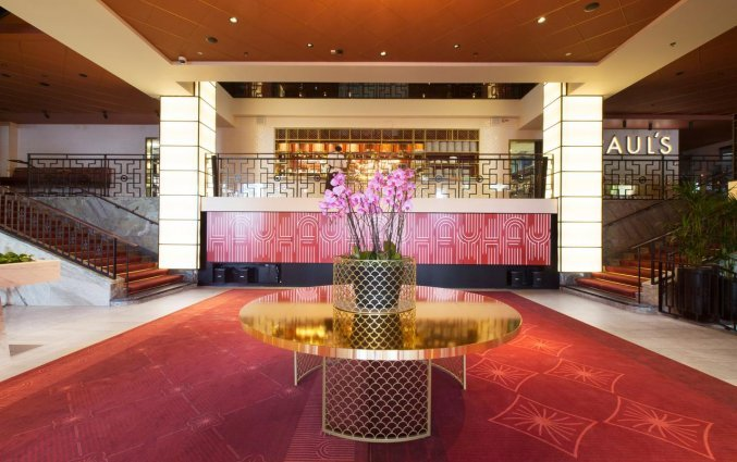 Entree van van Hotel Haymarket by Scandic Stockholm