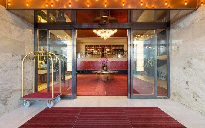 Entree van Hotel Haymarket by Scandic Stockholm