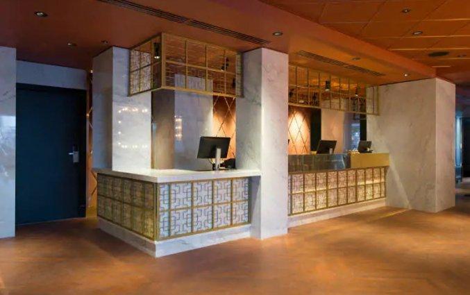 Receptie van van Hotel Haymarket by Scandic Stockholm