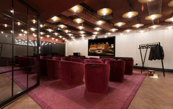 bioscoop van Hotel Haymarket by Scandic Stockholm