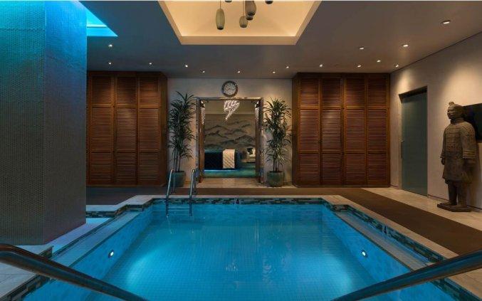 Wellness van hotel Bellagio Las Vegas