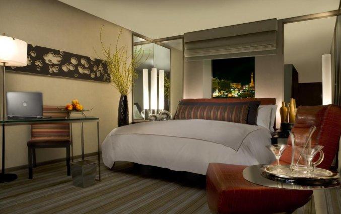 Tweepersoonskamer van hotel MGM Grand