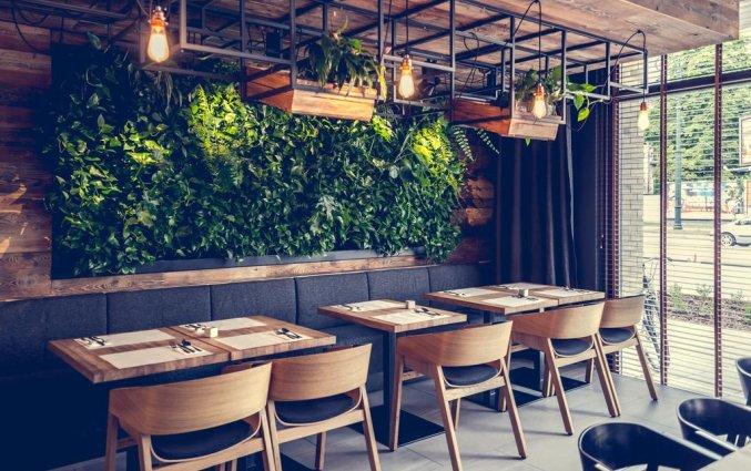 Restaurant hotel Lwowska1