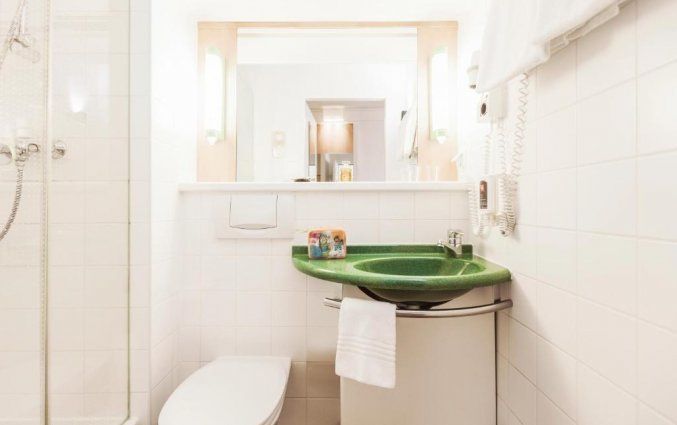 Badkamer van hotel Ibis Graz in Graz