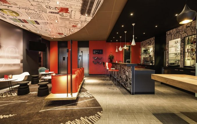 Lounge van hotel Ibis Graz in Graz