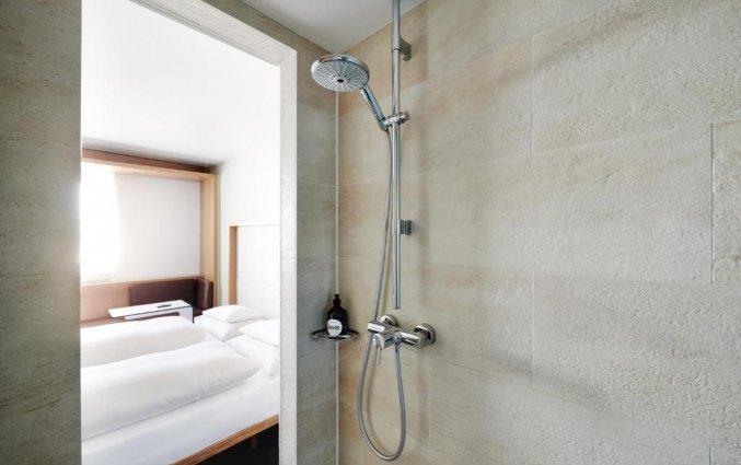 Badkamer van hotel Daniel Graz in Graz