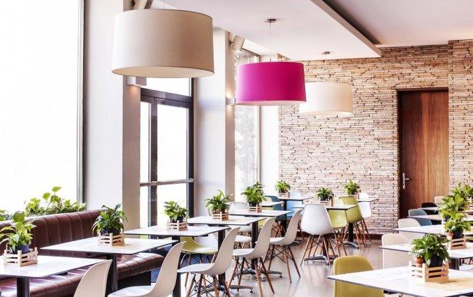 Restaurant van hotel Daniel Graz in Graz