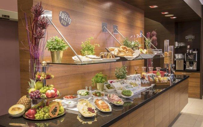 Buffet van hotel Mercure Graz City in Graz