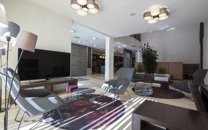 Lounge van hotel Mercure Graz City in Graz