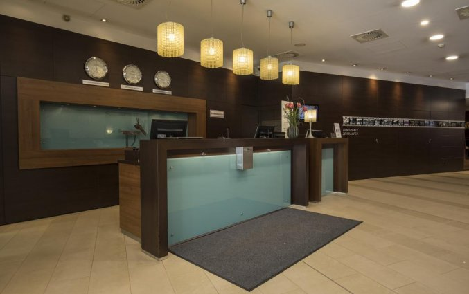Balie van hotel Mercure Graz City inGraz