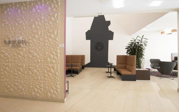 Lounge van hotel Mercure Graz City inGraz